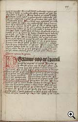 medieval paper